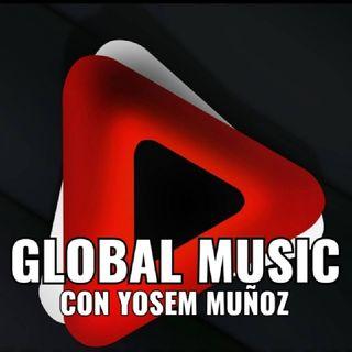 Global Music con Yosem Muñoz 🎧🎶