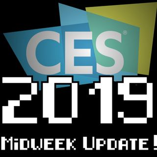 CES 2019 update from Las Vegas with Michael Garfield, the High Tech Texan