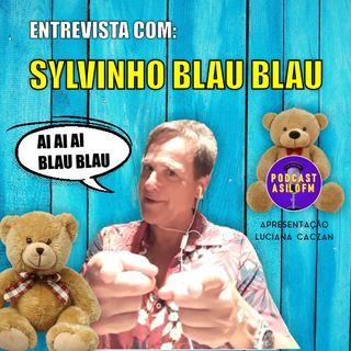 Entrevista - Sylvinho Blau Blau