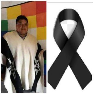 Fallecimiento Martin Tengana