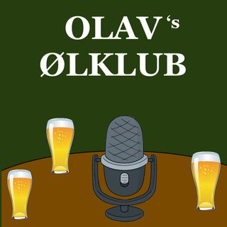 Olavs ølklub #1 m. Simon Tang & Johnny Robertson