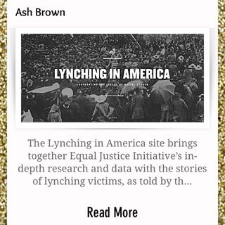 Lynching in America - Atlanta Round Table (Google)