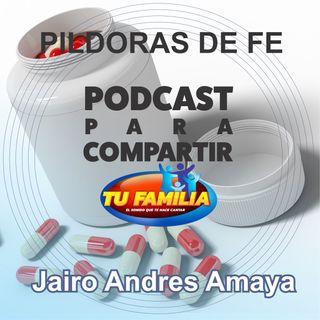 Píldora de Fe 012 – Las primeras pruebas Dic 03 2019