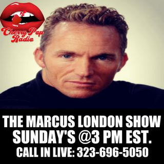 Cherry Pop Radio - The Vagician With Marcus London - Daddy issues 11 30 17