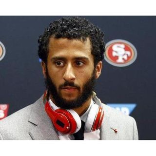 Colin Kapernick sits during National Anthem?! NFL Preview!!