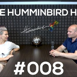 The Humminbird Hub #008 - Andreas Nearhou (The Shaper)