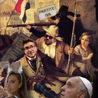 Puntata 27: Di scioperi e del Papa alla scoperta di Instagram.