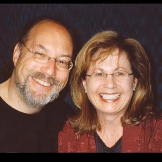 Guests Jonathan and Andi Goldman, Authors of The Humming Effect, plus On-Air Readings!
