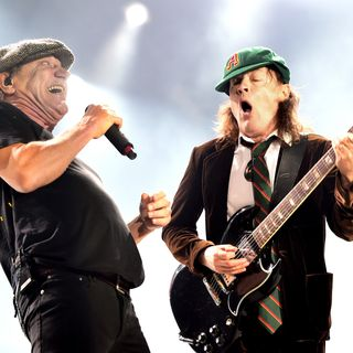 Back in black dei AC/DC