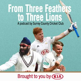 Episode 3: Becoming an international cricketer