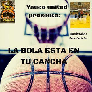 Enoc Ortiz Jr Ep|20| La perseverancia en el baloncesto.