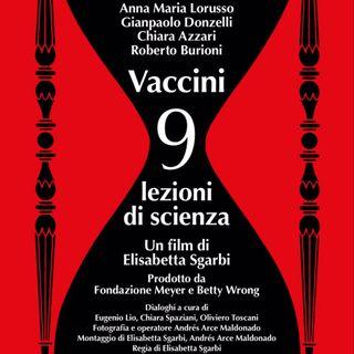 """Anna Maria Lorusso """"Vaccini. 9 lezioni di scienza"""""""