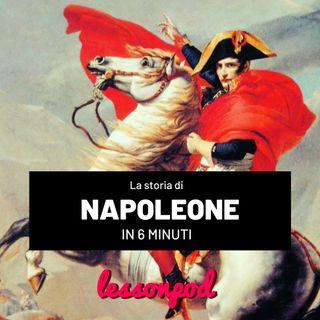 L'avvincente Napoleone in 6 minuti