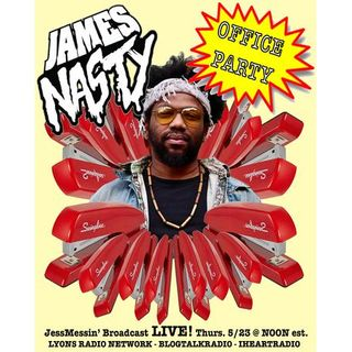 JAMES NASTY OFFICE PARTY!! Unreleased Tracks & Stories