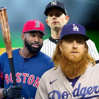 Noticias MLB: MEJORES agentes libres DISPONIBLES en Grandes Ligas 2021
