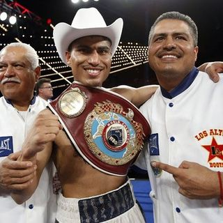 Inside Boxing: Special Guest WBC Lightweight Champion Mikey Garcia
