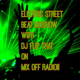 Electric Street Beat MixShow 4/6/20 (Live DJ Mix)