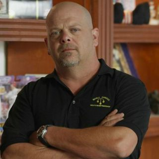 Episode 4 - RICK HARRISON from PAWN STARS