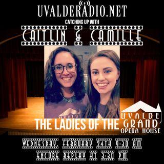 Caitlin & Camille / Uvalde Grand Opera House