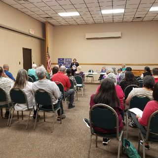 Tahlequah Democrat Monthly Meeting