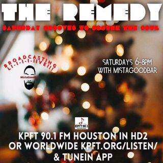 The Remedy Ep 184 December 19th, 2020
