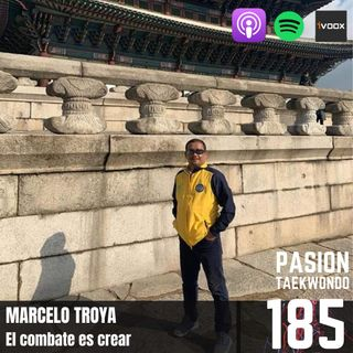 Marcelo Troya - El combate es crear