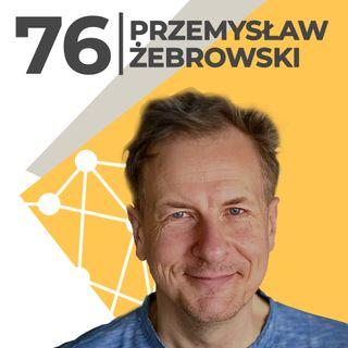 Przemysław Żebrowski-dobrze jest nie przeceniać swoich umiejętności-Antymateria
