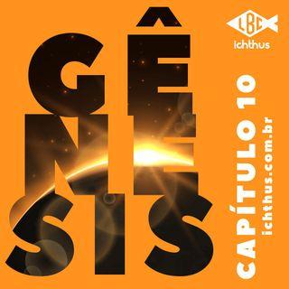 Gênesis 10 | Leitura Bíblica Comentada