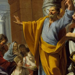 ACTS OF THE APOSTLES: Key to St. Paul #1
