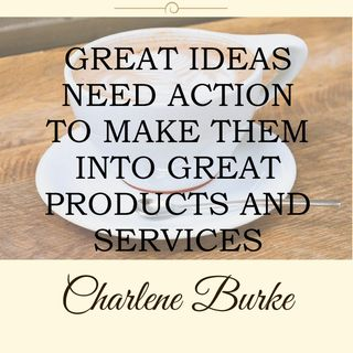 Your Great Ideas Need Action!