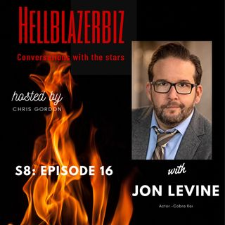 Cobra Kai's H&S Inspector Jon Levine talks to me about the show, his career and more