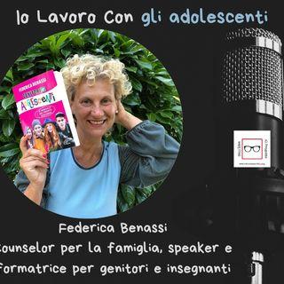 #51 Storie di professioniste coraggiose con Federica Benassi