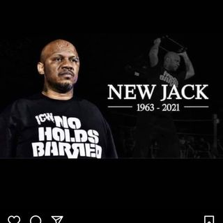 The Wrestle Report  #28: Remembering New Jack,  Miro Wins TNT Championship & WWE Backlash