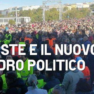 Le piazze, Trieste e il nuovo quadro politico