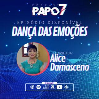 Dança das Emoções com Psicóloga Alice Damasceno