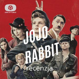 JOJO RABBIT - recenzja Kino w tubce