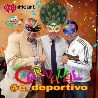 La Vida es un Carnaval con Espacio Deportivo de la Tarde 06 de Noviembre 2019