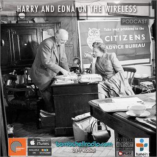 Harry and Edna on the Wireless : Citizens Advice Bureau