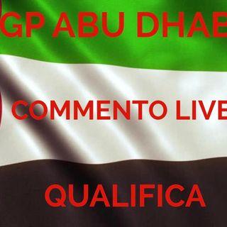 F1 | GP Abu Dhabi 2019 - Commento Live Qualifiche