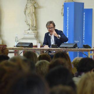 """Massimo Recalcati """"Ogni figlio è una poesia"""""""