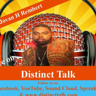 "Min Rembert Live on Distinct Talk ""Hour of Power"""