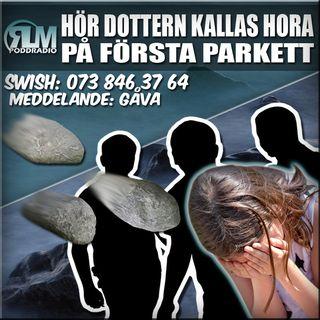 HÖR DOTTERN KALLAS HORA PÅ FÖRSTA PARKETT