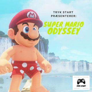 Spil 20 - Super Mario Odyssey
