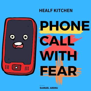 Phone Call With Fear with Michael Maisey