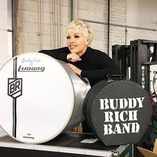 Big Blend Radio: Cathy Rich - The Buddy Rich Band