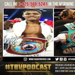 ☎️Stevenson vs Russell: Gary Russell Ain't No Punk; I Don't Think He's Ducking Me🔥
