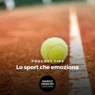 """Podcast Tips""""Lo sport che emoziona"""""""