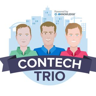 ConTechTrio 12 @Autodesk Updates with Stacy Scopano & #Construction Tech News