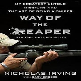 Nicholas Irving Way Of The Reaper