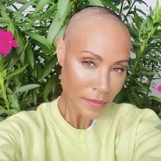 Jada Pinkett Smith Shaves Her Head